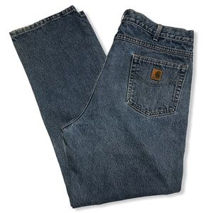 Carhartt Jeans relaxed fit size 40 100% Cotton